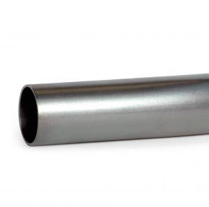 Tubo metálico enchufable