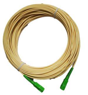 Latiguillo de fibra para router y bat