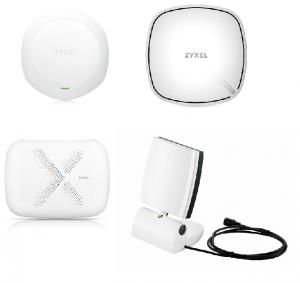 Puntos de acceso Wifi y antenas