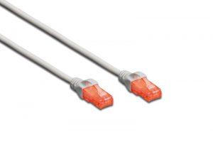 LATIGUILLOS RJ45-RJ45 UTP CAT6 * DIGITUS *