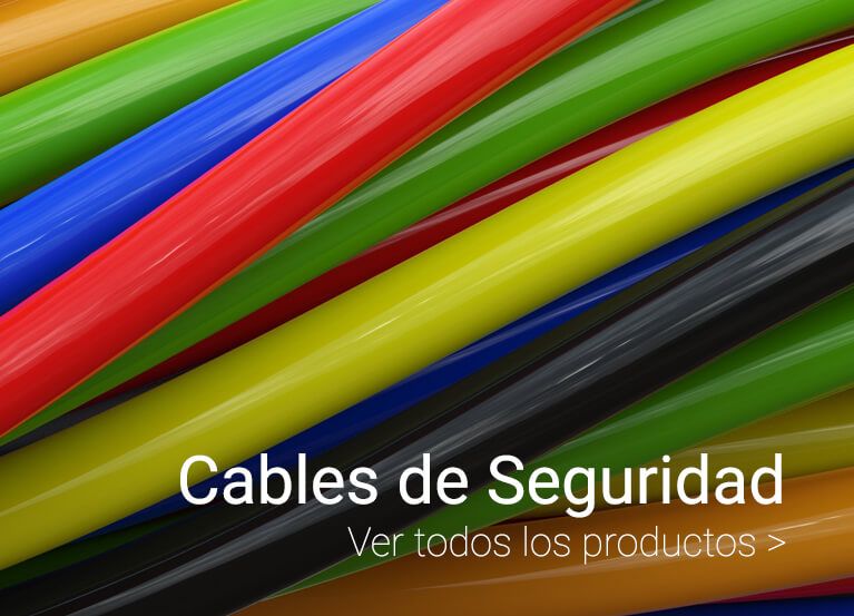 Cables de seguridad
